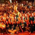 Young people look for answers at Convivio in the Philippines