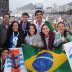 CLM Volunteers at WYD: An experience of prayer and service