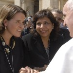 The Pontifical Council for the Laity names as a Consultant the Superior General of the Marian Community of Reconciliation