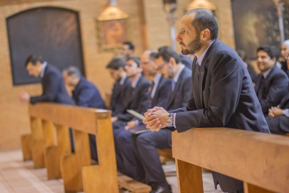 Perpetual Profession of Carlos Zamaolla in the Sodalitium Christianae Vitae (1)