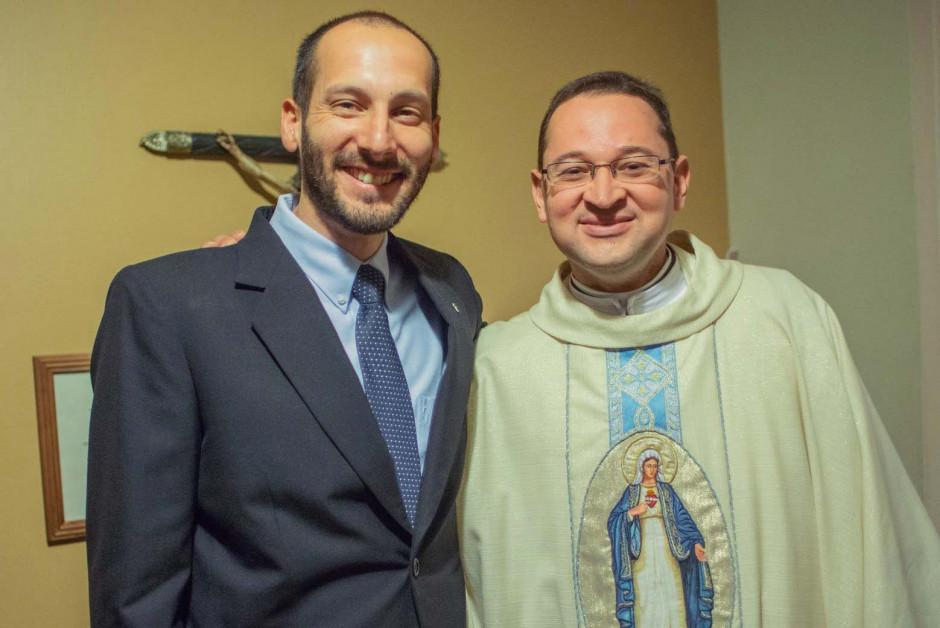 Perpetual Profession of Carlos Zamaolla in the Sodalitium Christianae Vitae (15)