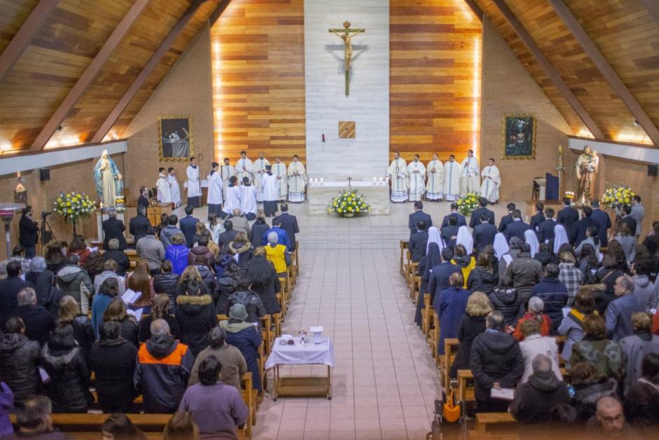 Perpetual Profession of Carlos Zamaolla in the Sodalitium Christianae Vitae (2)