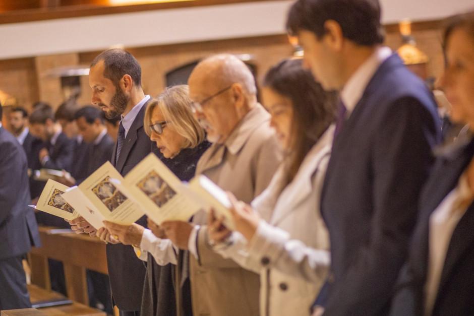 Perpetual Profession of Carlos Zamaolla in the Sodalitium Christianae Vitae (3)