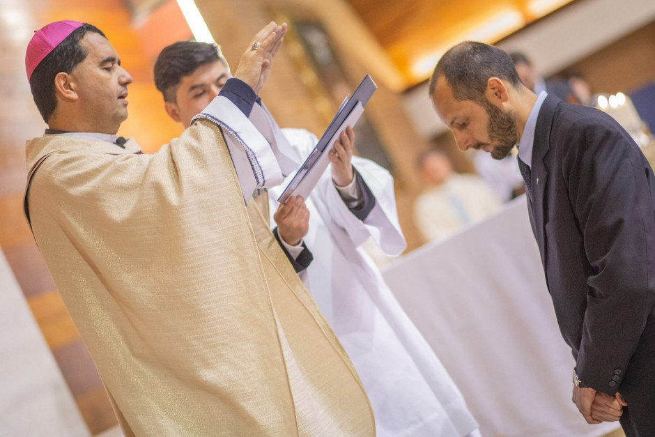 Perpetual Profession of Carlos Zamaolla in the Sodalitium Christianae Vitae (5)