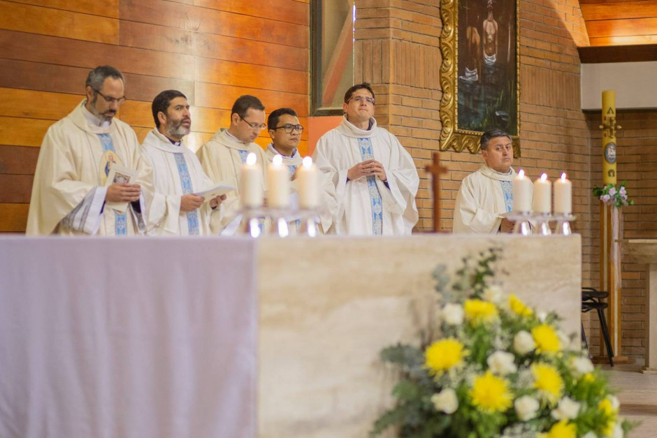 Perpetual Profession of Carlos Zamaolla in the Sodalitium Christianae Vitae (7)