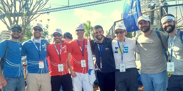 Sodalits participated in the World Youth Day – WYD Panama 2019