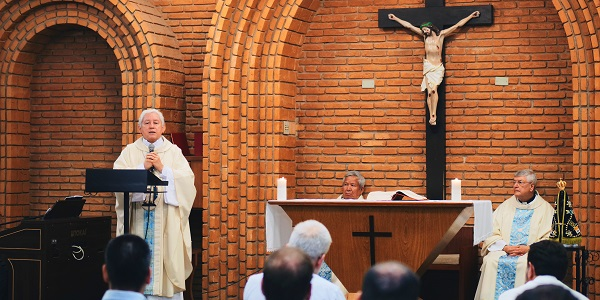 Spiritual Exercises before the work sessions of the V General Assembly - Sodalitium News